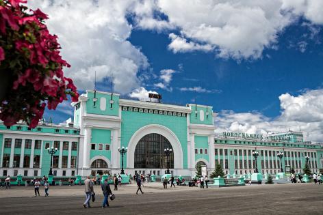 Вокзал «Новосибирск-Главный»