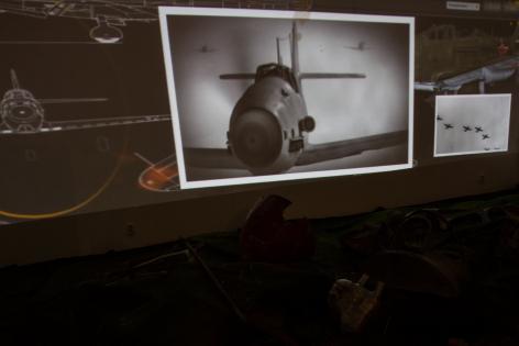В основу центра городской истории легли книги и макеты космических кораблей, оставленные теоретиком космонавтики Юрием Кондратюком.